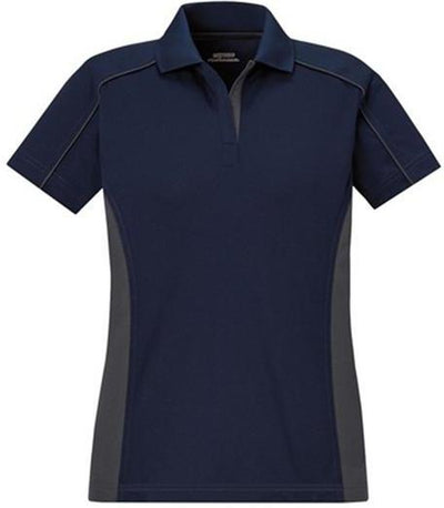 Extreme-Ladies Snag Protection Color Block-XS-Classic Navy/Carbon-Thread Logic