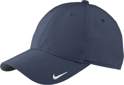 NIKE Golf Swoosh Legacy 91 Cap-Navy/Navy-Thread Logic