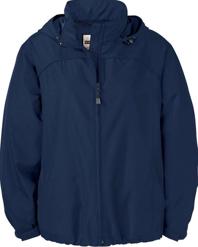North End-Ladies Techno Lite Jacket-XS-Navy-Thread Logic