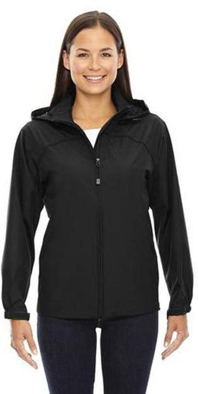 North End-Ladies Techno Lite Jacket-Thread Logic no-logo