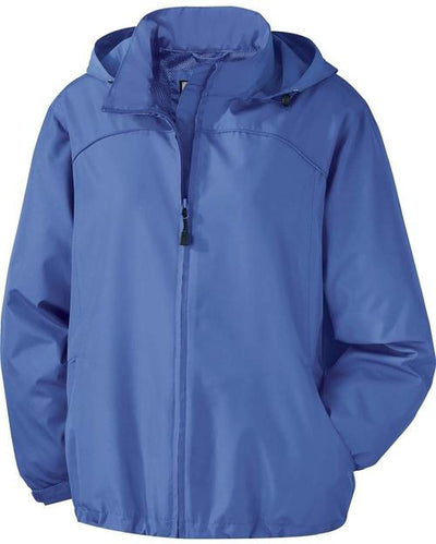 North End-Ladies Techno Lite Jacket-XS-Deep Periwinkle-Thread Logic no-logo