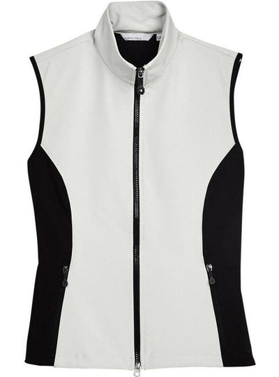 North End Ladies Soft Shell Performance Vest