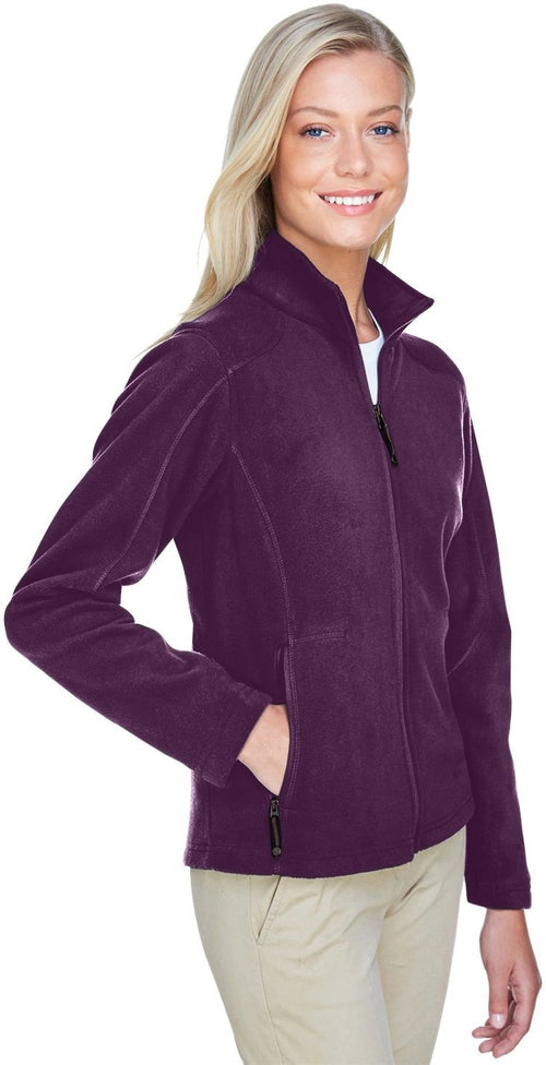 North End Ladies Voyage Fleece Jacket