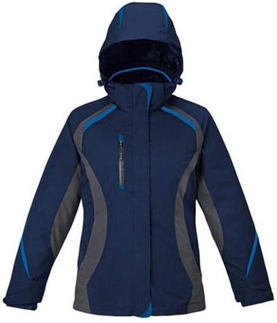 CORE365-Ladies 3-in-1 Jacket with Insulated Liner-S-Night-Thread Logic