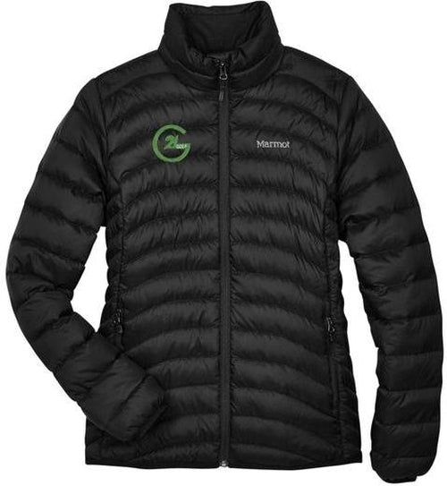 Marmot Ladies Aruna Insulated Puffer Jacket-Thread Logic no-logo
