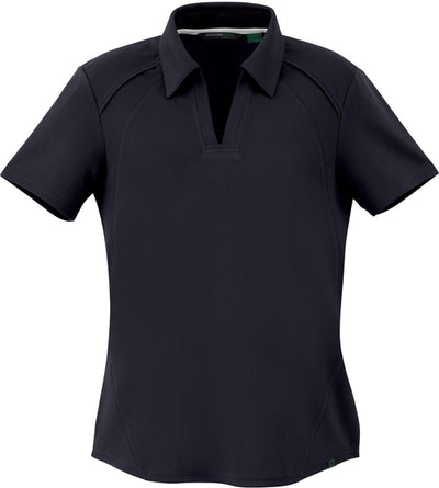 North End Ladies Recycled Polyester Performance Pique Polo