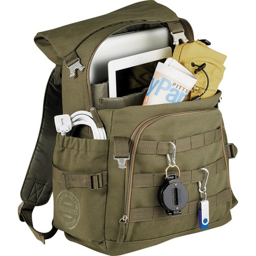 "Field & Co. Scout 15"" Computer Backpack-Bags-Thread Logic"