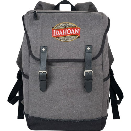 "Field & Co. Hudson 15"" Computer Backpack-Bags-Thread Logic"