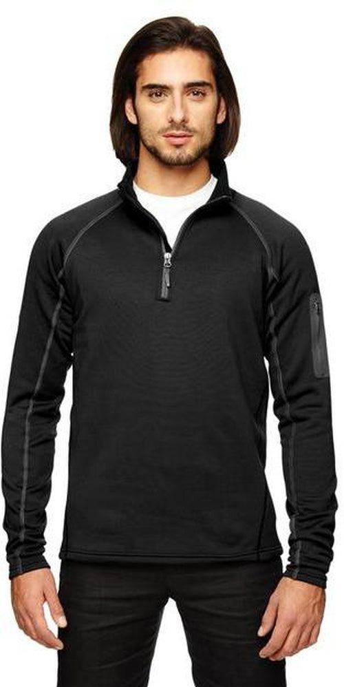 Marmot Stretch Fleece Half-Zip-Thread Logic