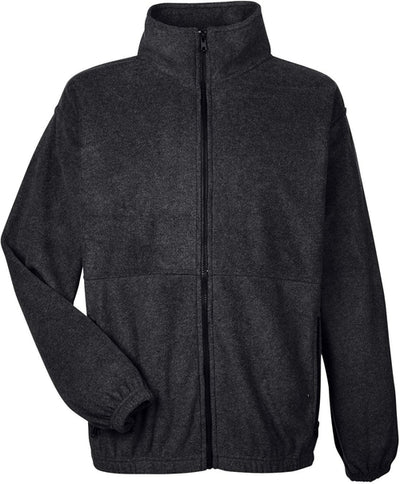 UltraClub Iceberg Fleece Full-Zip Jacket