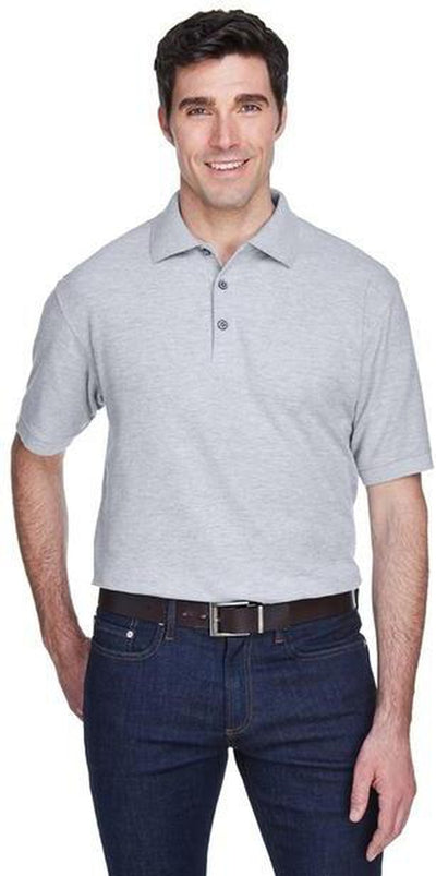 UltraClub-Whisper Pique Polo Shirt-Thread Logic
