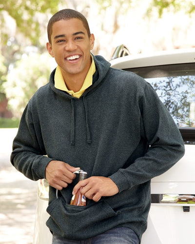 J-America-Tailgate Hooded Pullover with Bottle Opener-Thread Logic