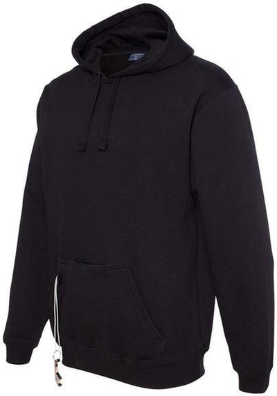 J-America-Tailgate Hooded Pullover with Bottle Opener-S-Black-Thread Logic