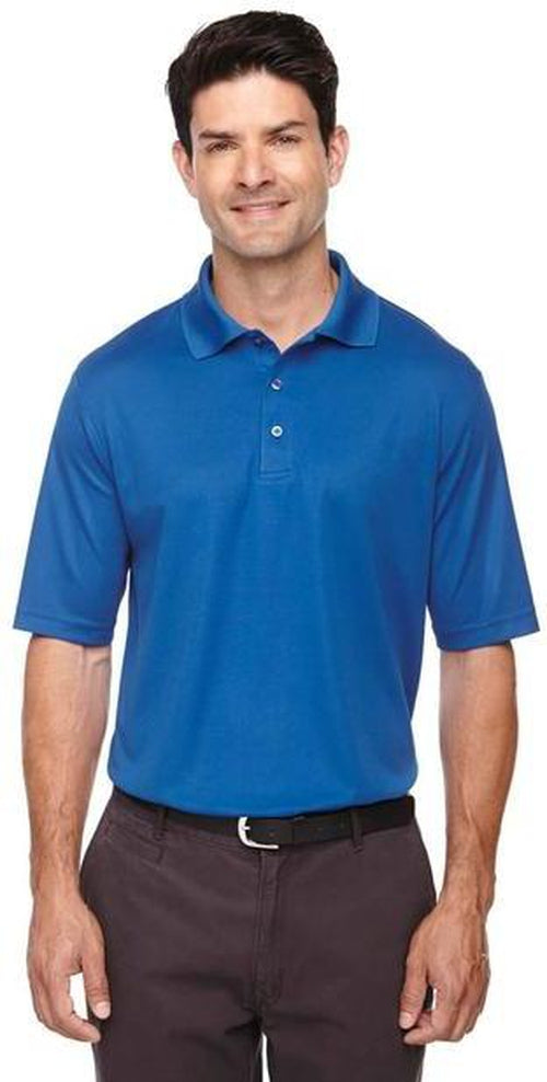 CORE365-Tall Performance Pique Polo Shirt-LT-Royal-Thread Logic