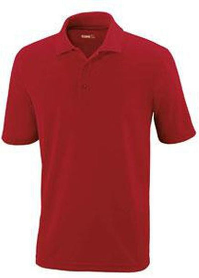 CORE365-Performance Pique Polo Shirt-S-Red-Thread Logic
