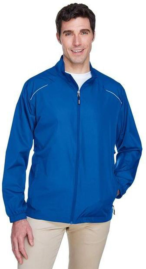 CORE365-Unlined Lightweight Jacket-Thread Logic no-logo