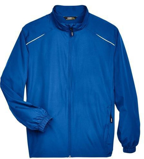 CORE365-Tall Unlined Lightweight Jacket-LT-True Royal-Thread Logic no-logo
