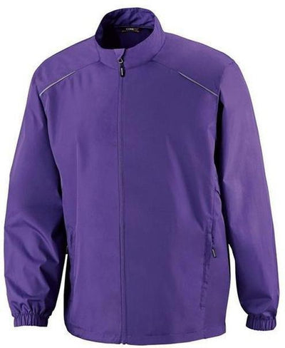 CORE365-Unlined Lightweight Jacket-S-Campus Purple-Thread Logic