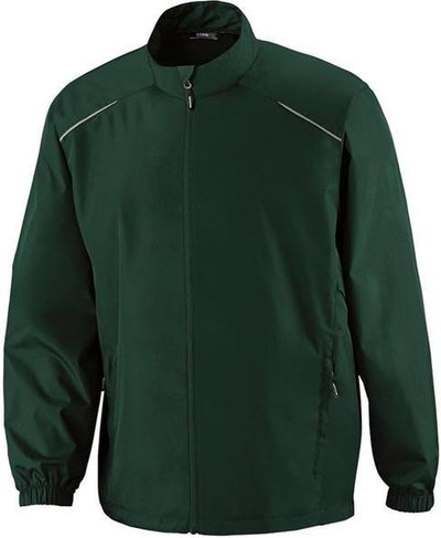 CORE365-Unlined Lightweight Jacket-S-Forest Green-Thread Logic