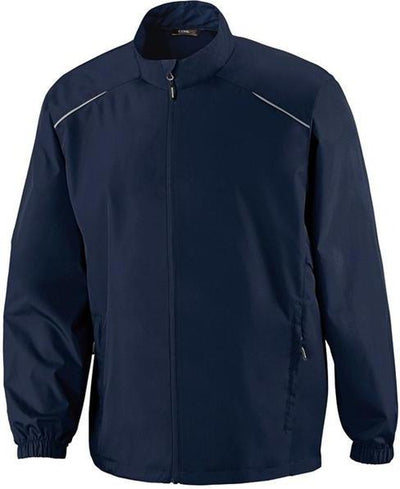 CORE365-Unlined Lightweight Jacket-S-Classic Navy-Thread Logic