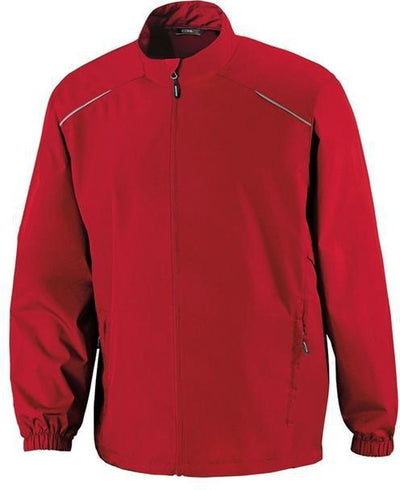 CORE365-Tall Unlined Lightweight Jacket-LT-Classic Red-Thread Logic