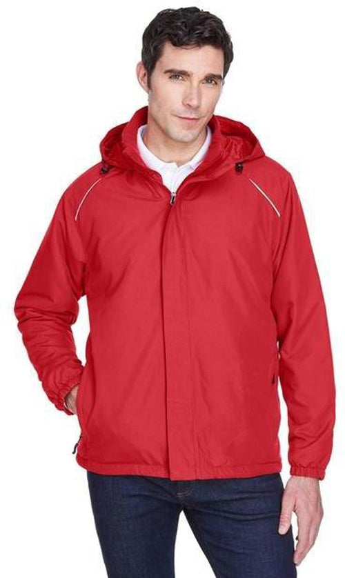 CORE365-Brisk Insulated Jacket-Thread Logic no-logo