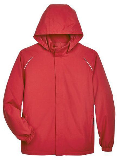 CORE365-Brisk Insulated Jacket-S-Classic Red-Thread Logic