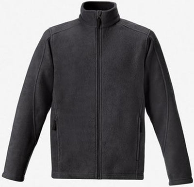 CORE365-Tall Fleece Jacket-LT-Classic Navy-Thread Logic
