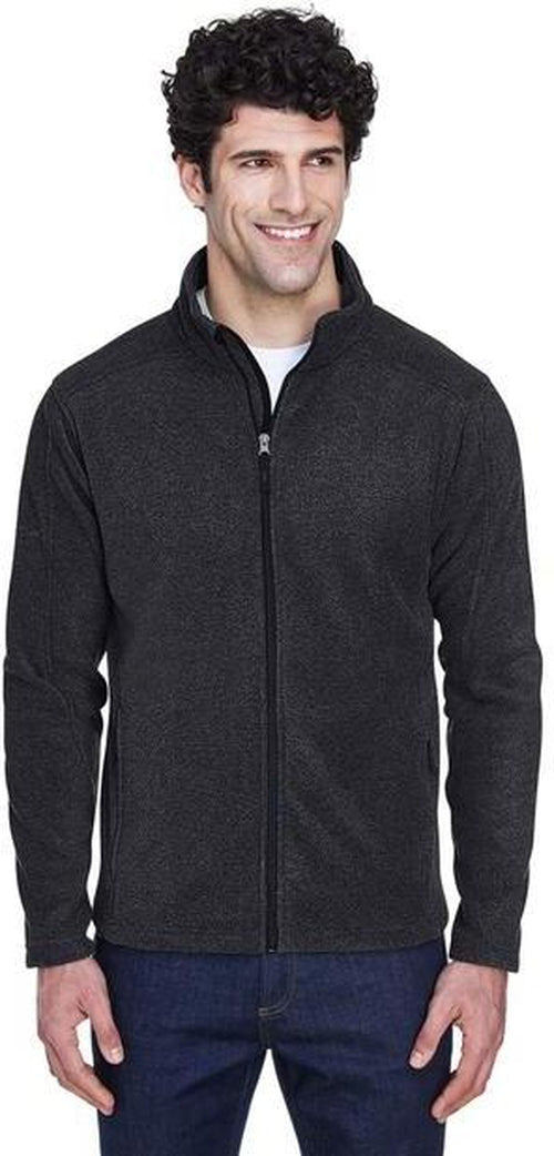 CORE365-Fleece Jacket-Thread Logic no-logo
