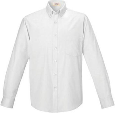 CORE365-Easy Care Shirt-S-White-Thread Logic