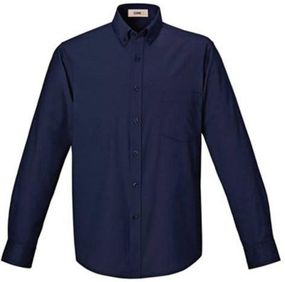 CORE365-Easy Care Shirt-S-Classic Navy-Thread Logic