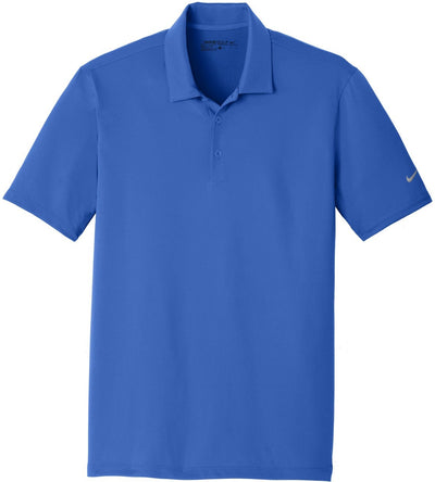 NIKE Golf Dri-Fit Legacy Polo-M-Game Royal-Thread Logic