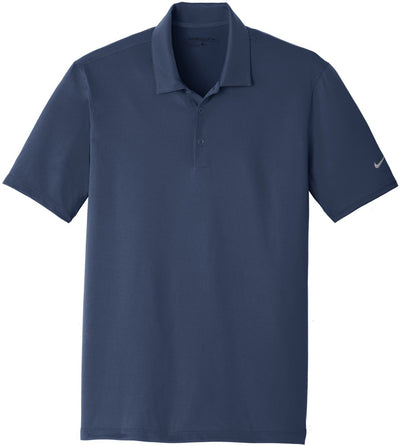 NIKE Golf Dri-Fit Legacy Polo-M-Midnight Navy-Thread Logic