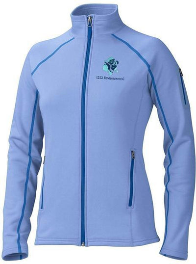 Marmot Ladies Stretch Fleece Jacket-Thread Logic no-logo