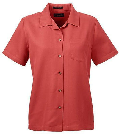 UltraClub-Ladies Cabana Breeze Camp Shirt-Thread Logic