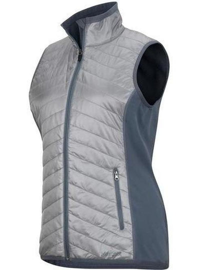 Marmot Ladies Variant Vest-XS-Steel/Steel Oynx-Thread Logic