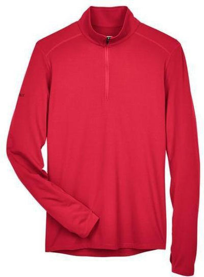 Marmot Harrier Half-Zip Pullover-S-Team Red-Thread Logic