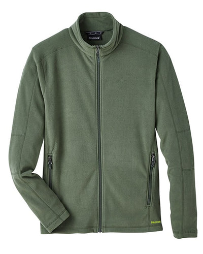 Marmot Rocklin Fleece Full-Zip Jacket-Men's Jackets-Thread Logic