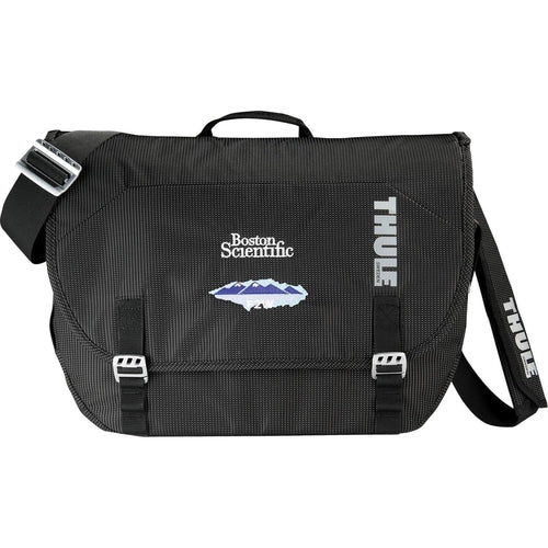 "Thule-Thule Crossover TSA 15"" Computer Messenger Bag-Black-Thread Logic no-logo"