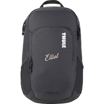 "Thule-Thule Achiever 15"" Computer Backpack-Black-Thread Logic no-logo"