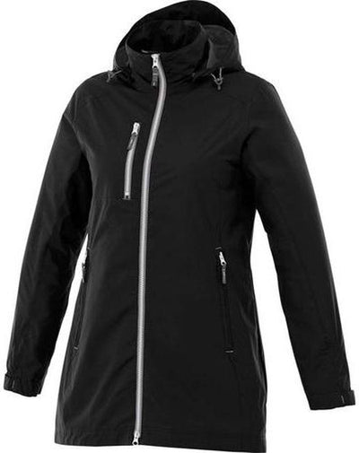 Elevate-Ladies ANSEL Jacket-XS-Black-Thread Logic