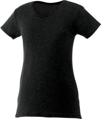 Elevate-Ladies BODIE Short Sleeve Tee-XS-Black-Thread Logic
