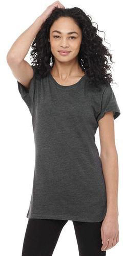 Elevate-Ladies BODIE Short Sleeve Tee-Thread Logic no-logo
