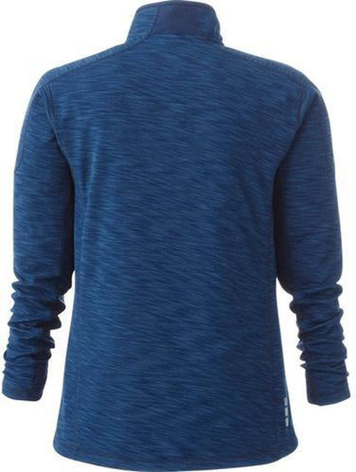 Elevate-Ladies Yerba Knit Quarter Zip-Thread Logic