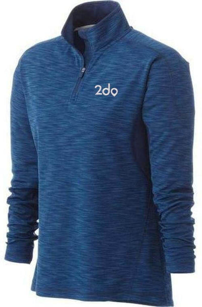 Elevate Ladies Yerba Knit Quarter Zip
