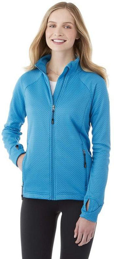 Elevate-KIRKWOOD Ladies Knit Jacket-Thread Logic no-logo