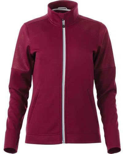 Elevate Ladies Senger Knit Jacket