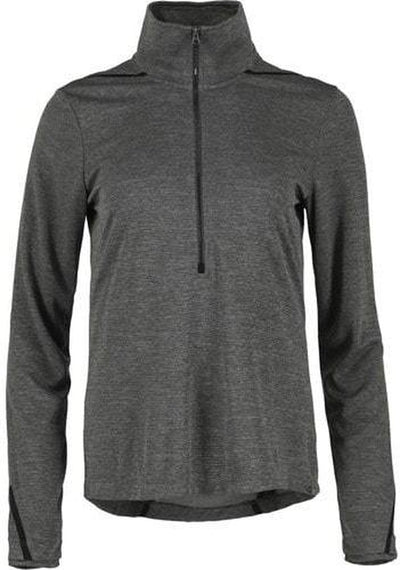 Elevate Ladies Dege Eco Knit Half Zip