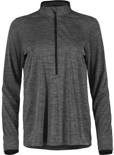 Elevate Ladies Mather Knit Half Zip
