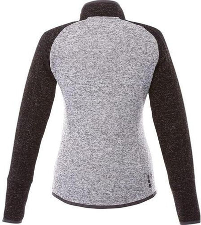 Ladies VORLAGE Half Zip Knit Jacket